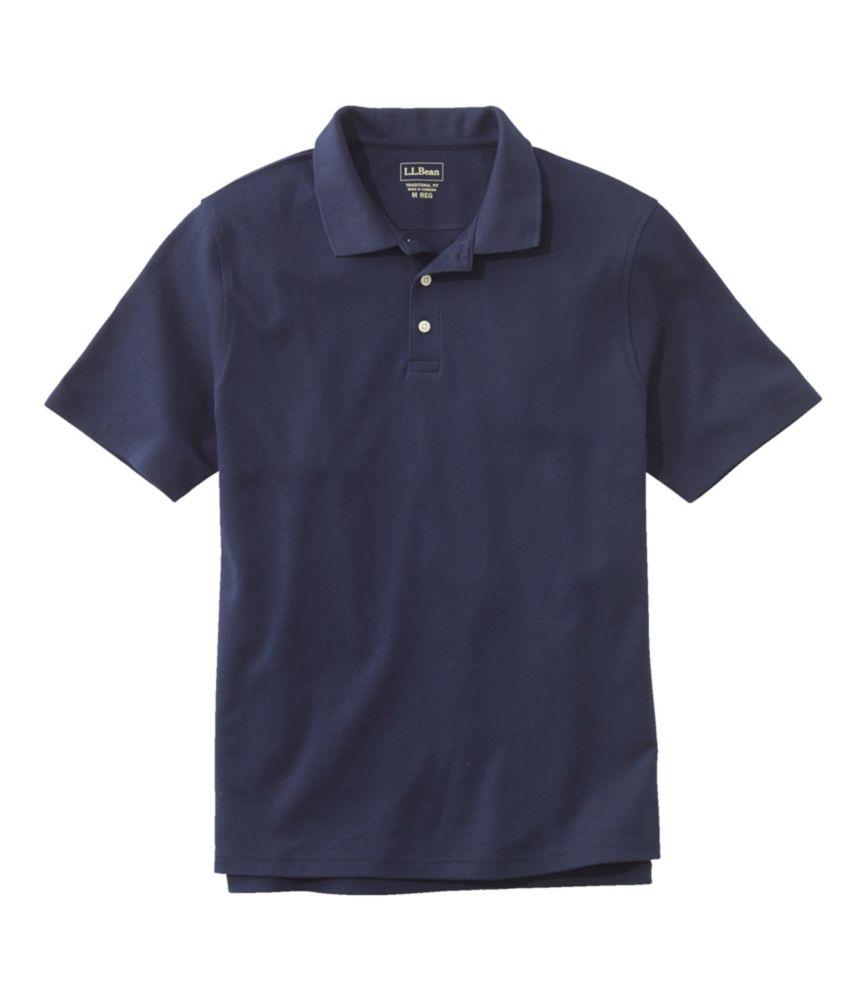 Men's Interlock Knit Polo