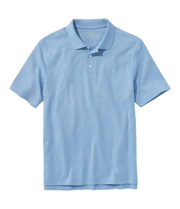 Men's Bean's Interlock Polo, , large image number 0