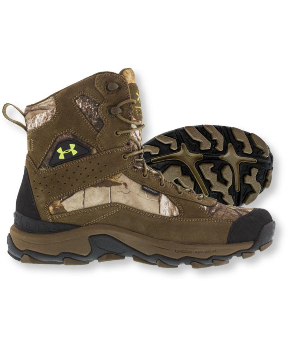 "Men's Under Armour Speed Freek Bozeman 7"" Hunting Boot"