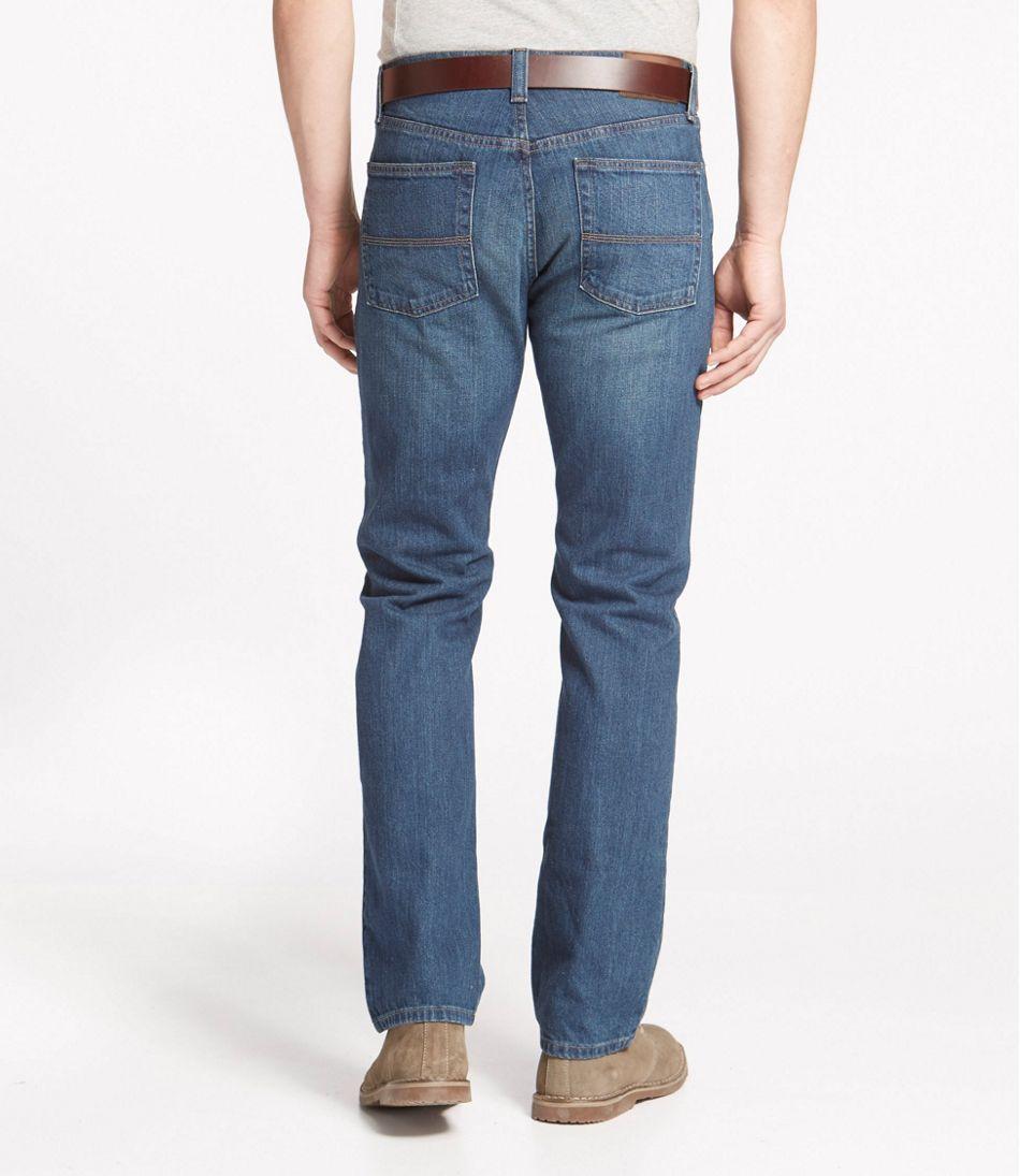 Men's L.L.Bean 1912 Jeans, Standard Fit