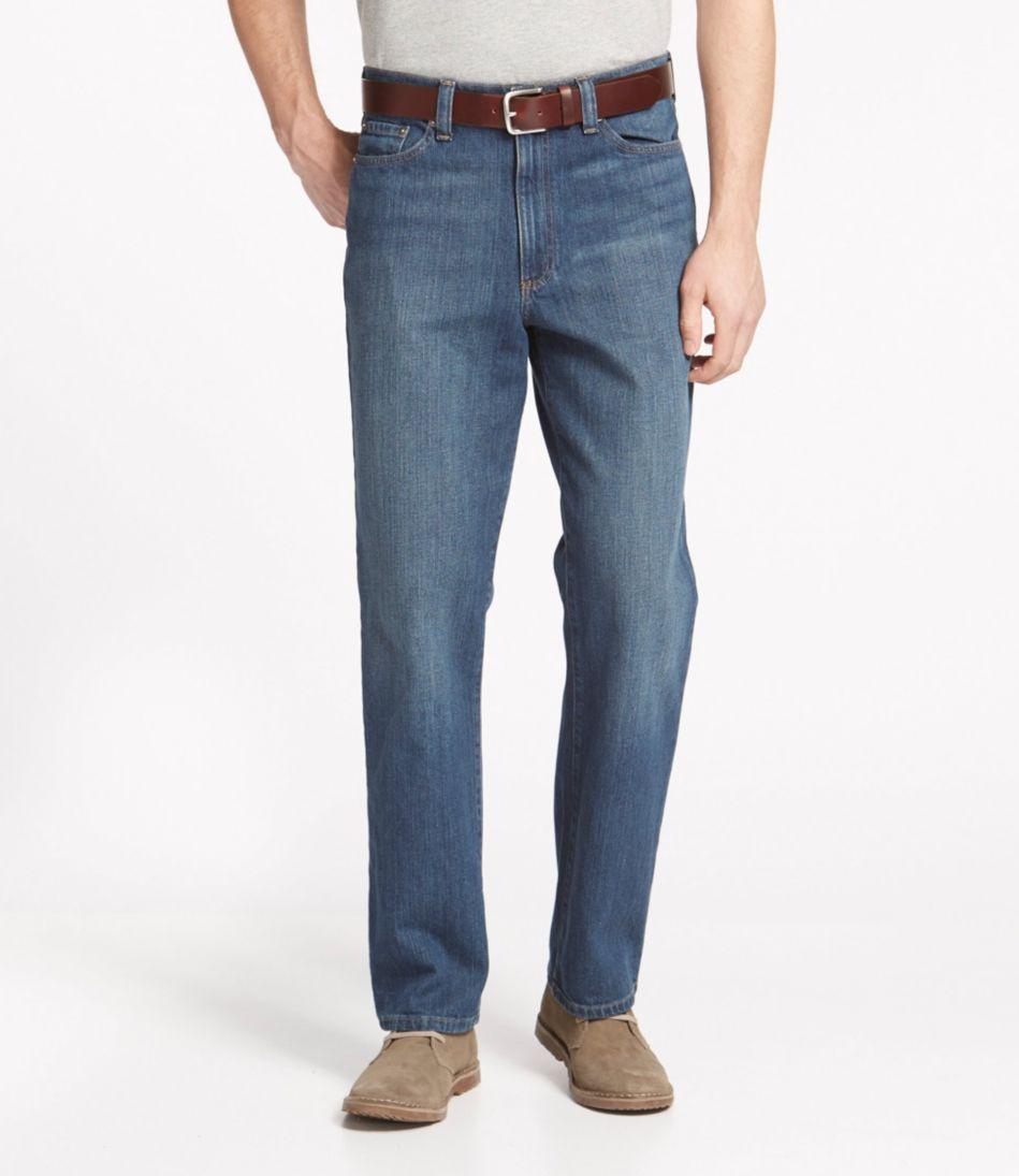 L.L.Bean 1912 Jeans, Natural Fit