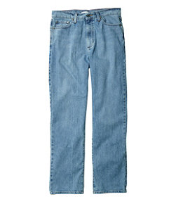 Men's L.L.Bean 1912 Jeans, Natural Fit