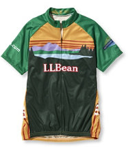 Women's L.L.Bean Team Cycling Jersey
