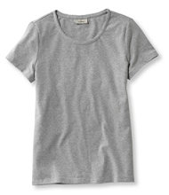 Ribbed Sleep Tee