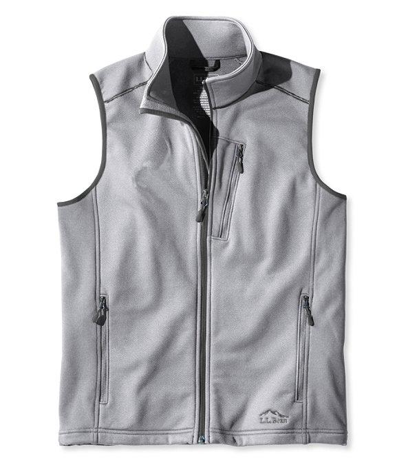 ProStretch Fleece Vest, Quarry Gray, large image number 0