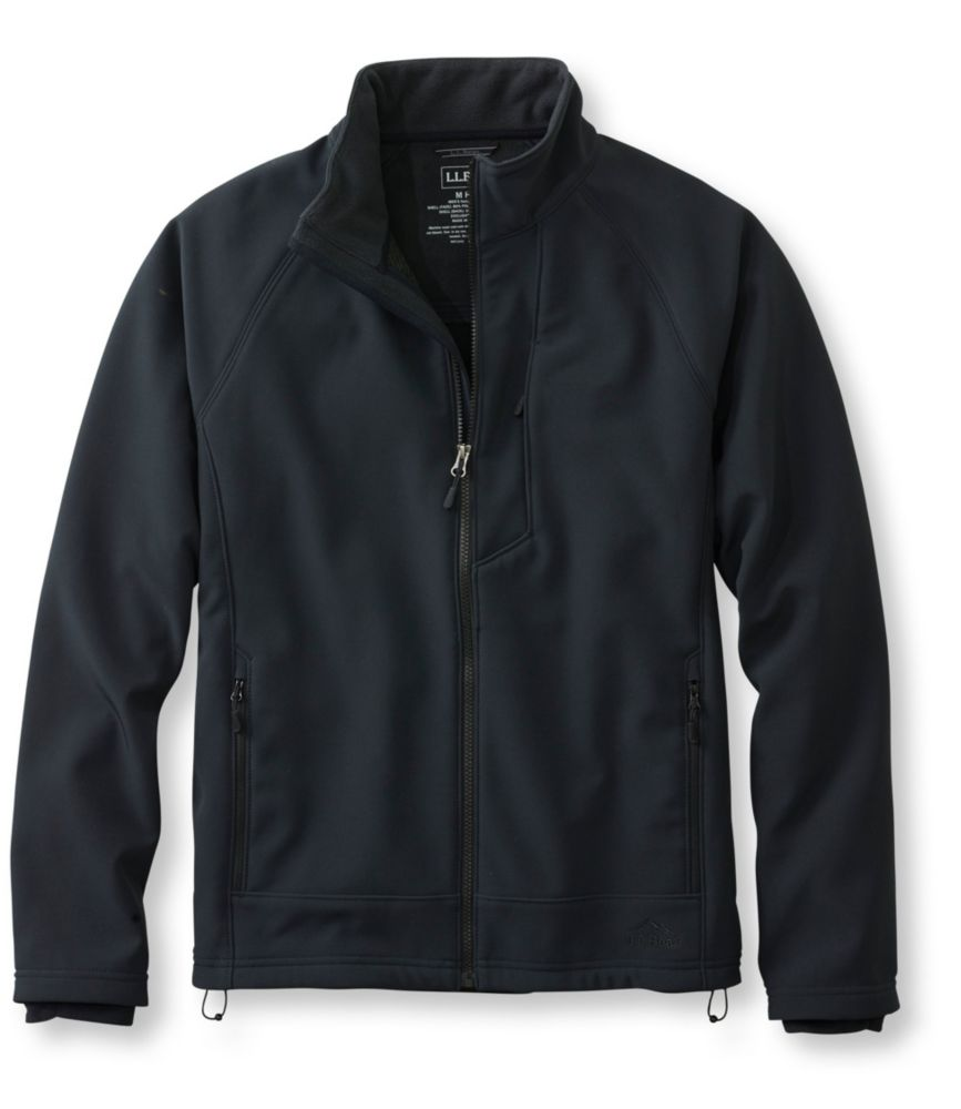 photo: L.L.Bean Pathfinder Soft-Shell Jacket soft shell jacket