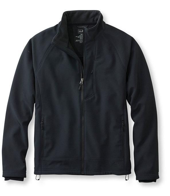 Pathfinder Soft Shell Jacket, Black, large image number 0