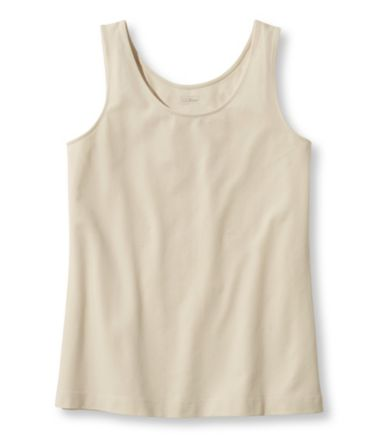 Unshrinkable Layering Tank
