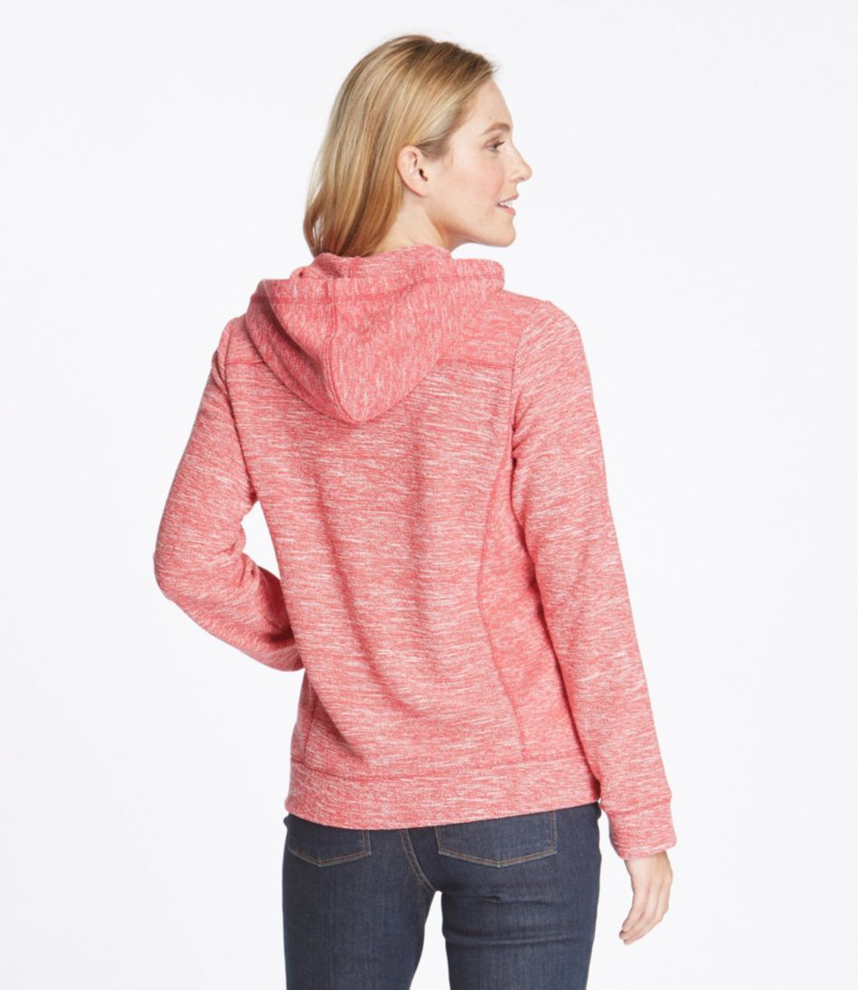 Reverse French Terry Top, Hoodie