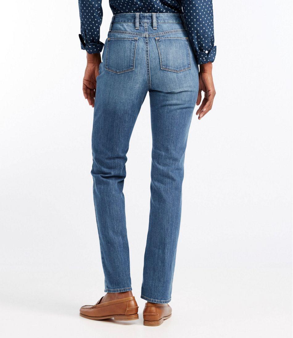 L L Bean 1912 Jeans Classic Fit Straight Leg