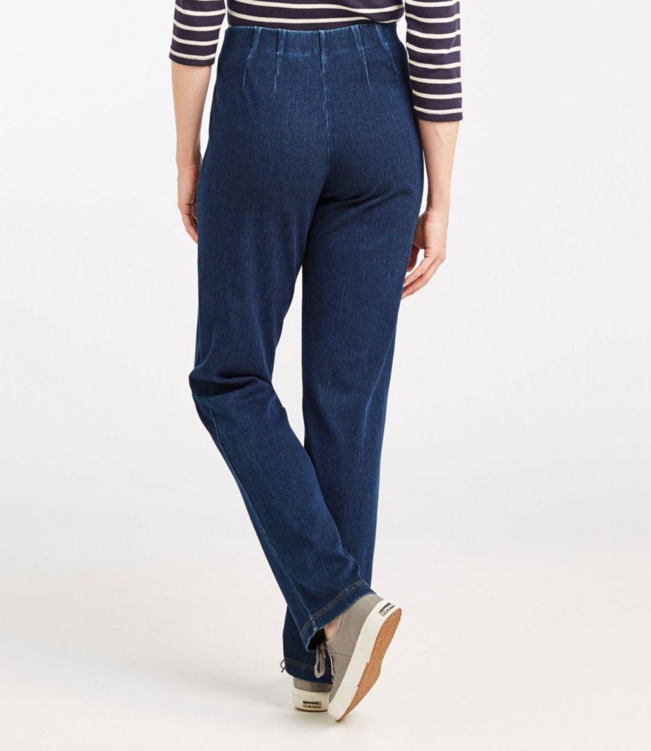 Perfect Fit Pants, Slim Denim