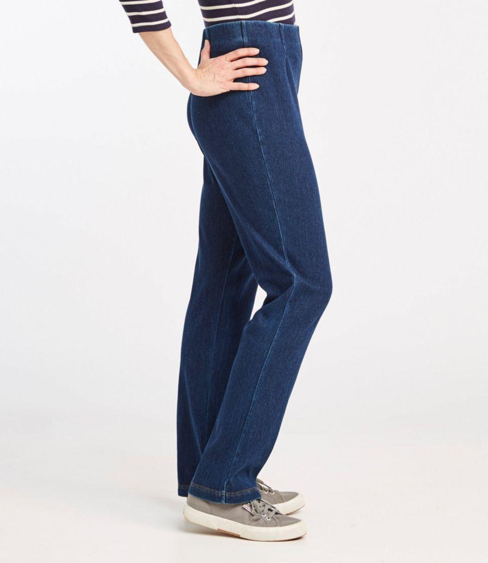 Perfect Fit Pants, Slim Denim