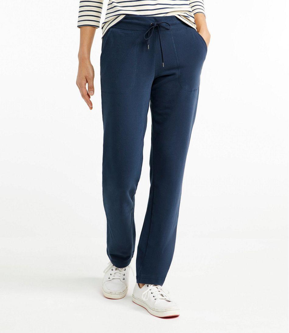 Women's Ultrasoft Sweats, Straight-Leg