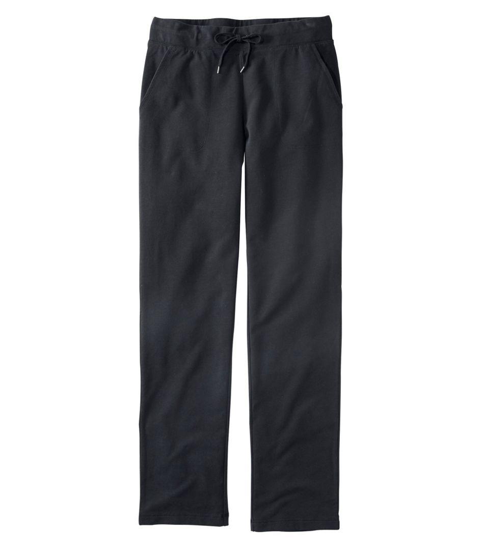 Ultrasoft Sweats, Straight-Leg