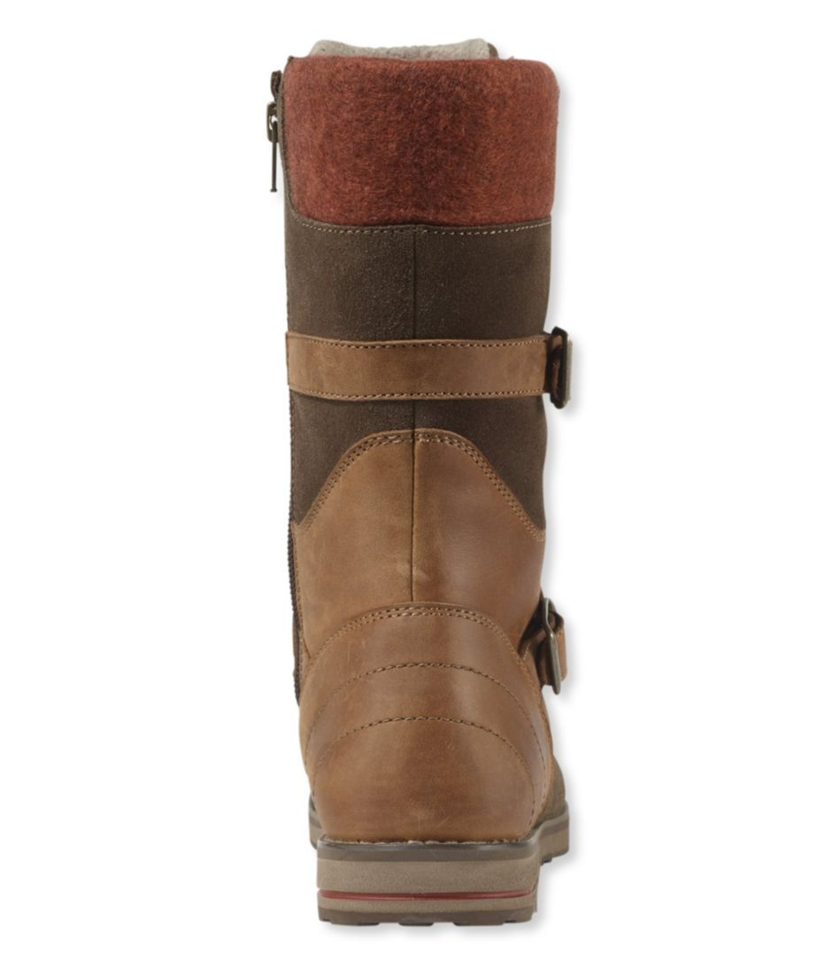 Park Ridge Casual Lace-Up Boots
