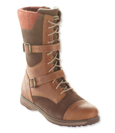 Women's Park Ridge Casual Lace-Up Boots