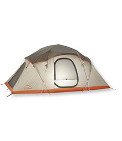 L.L.Bean Big Woods 3-Room, 8-Person Dome Tent