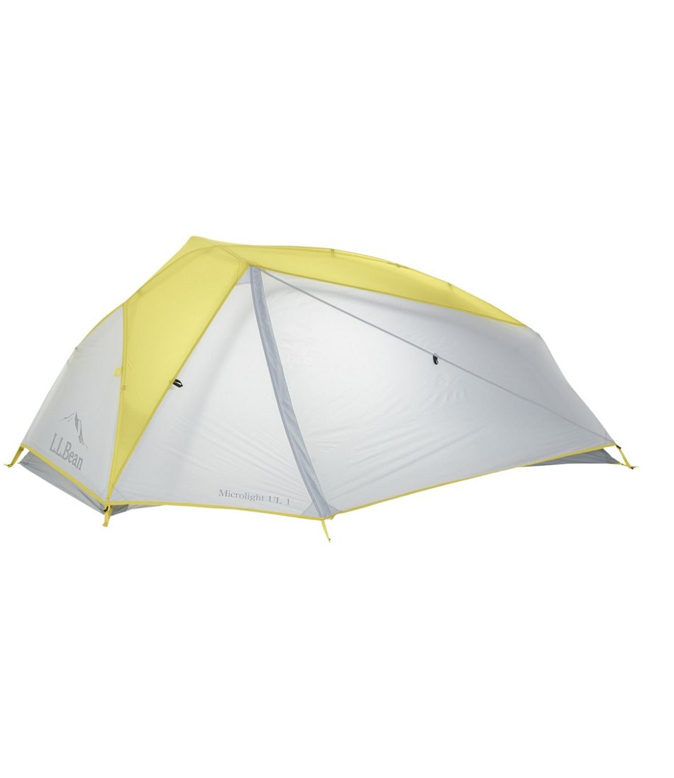 Microlight UL 1-Person Backpacking Tent