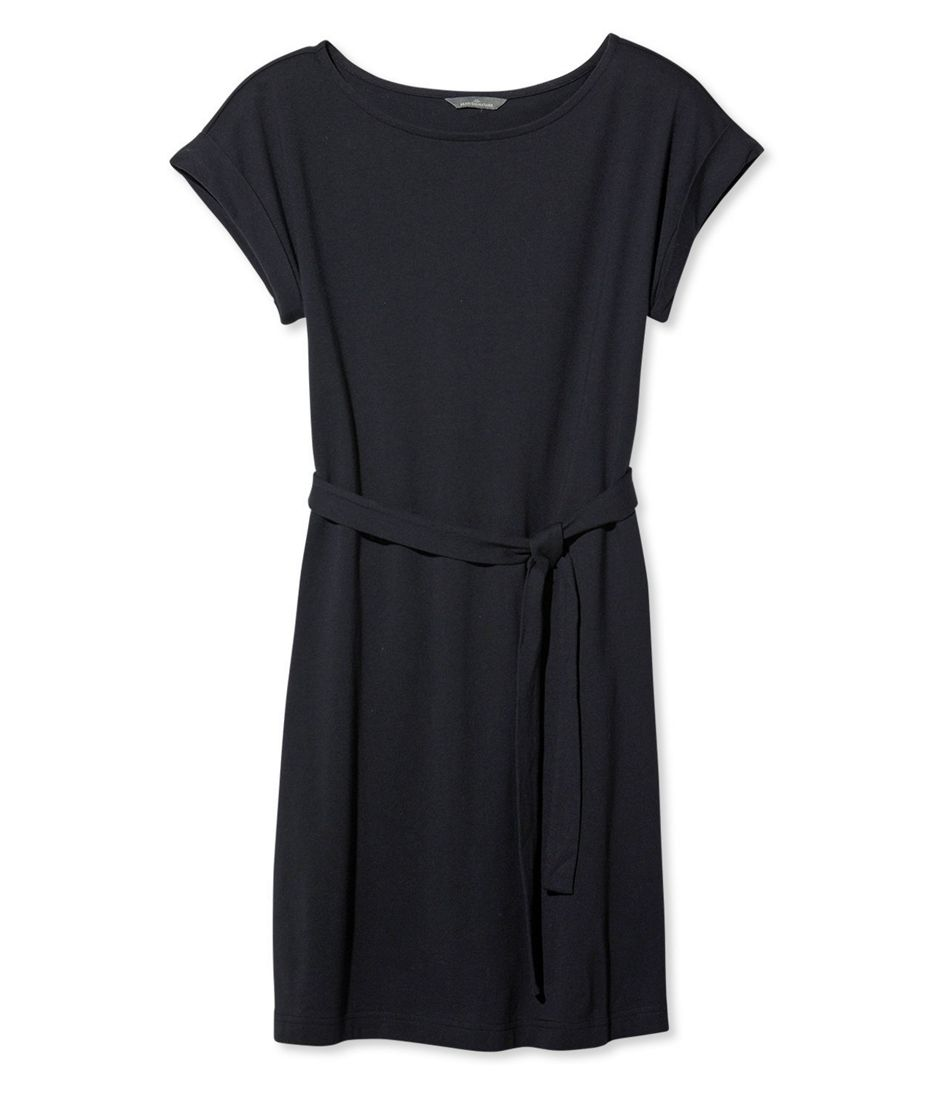 Signature T Shirt Dress Heathered