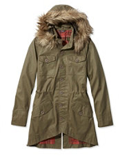 Signature Lightweight Parka