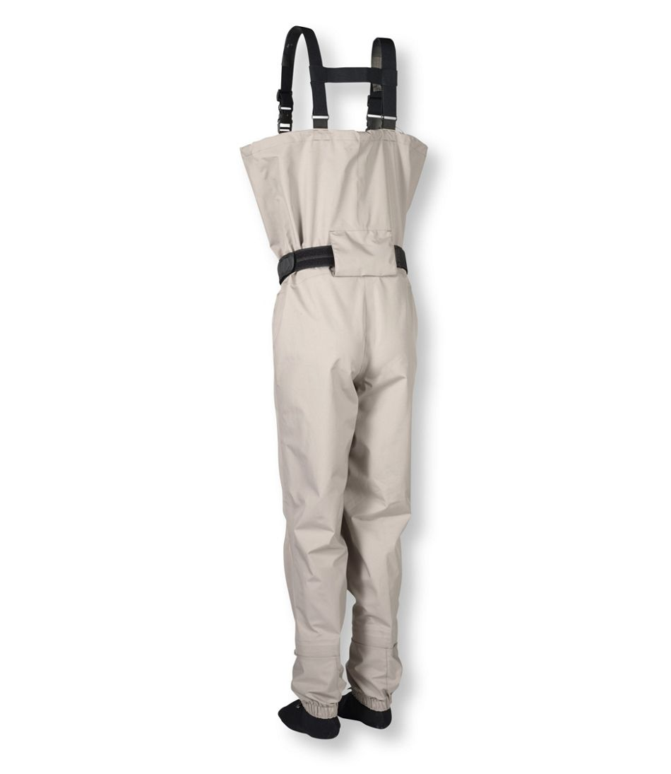 Breathable Emerger Waders with Super Seam Technology, Stocking-Foot