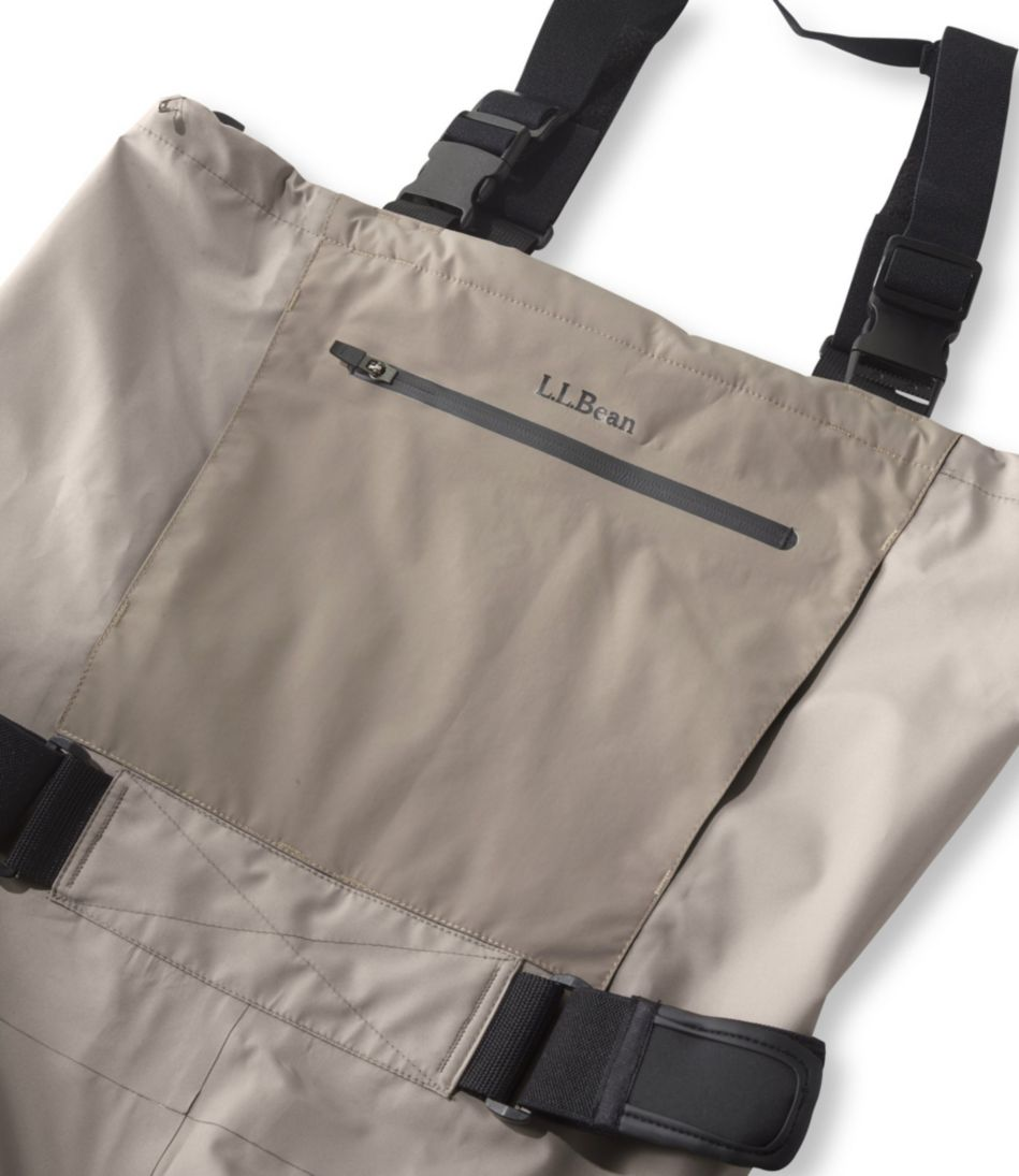 Men's Breathable Emerger Waders with Super Seam Technology, Stocking-Foot