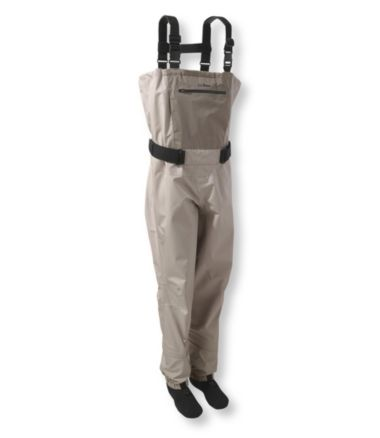 Women's Emerger Breathable Super Seam Waders, Stocking-Foot