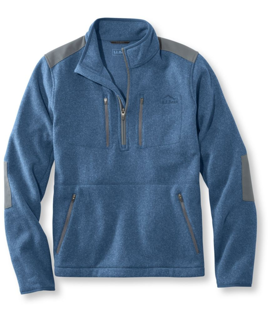 photo: L.L.Bean Sweater Fleece Lightweight Pullover