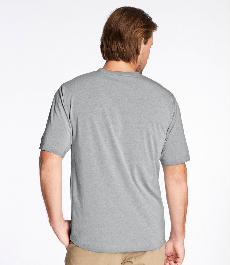Men's No Fly Zone Tee, Short-Sleeve