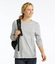 Women's No Fly Zone Field Tee, Long-Sleeve