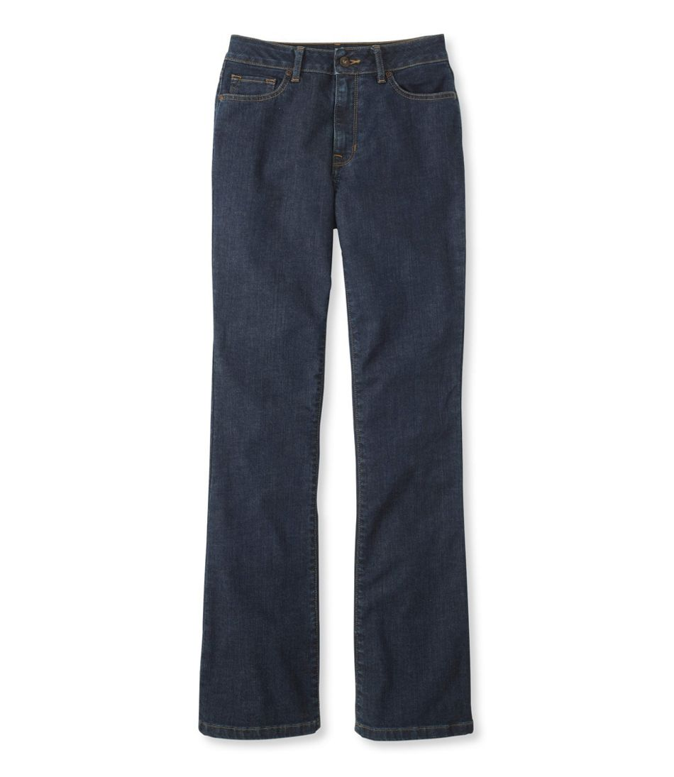 True Shape Jeans, Boot-Cut