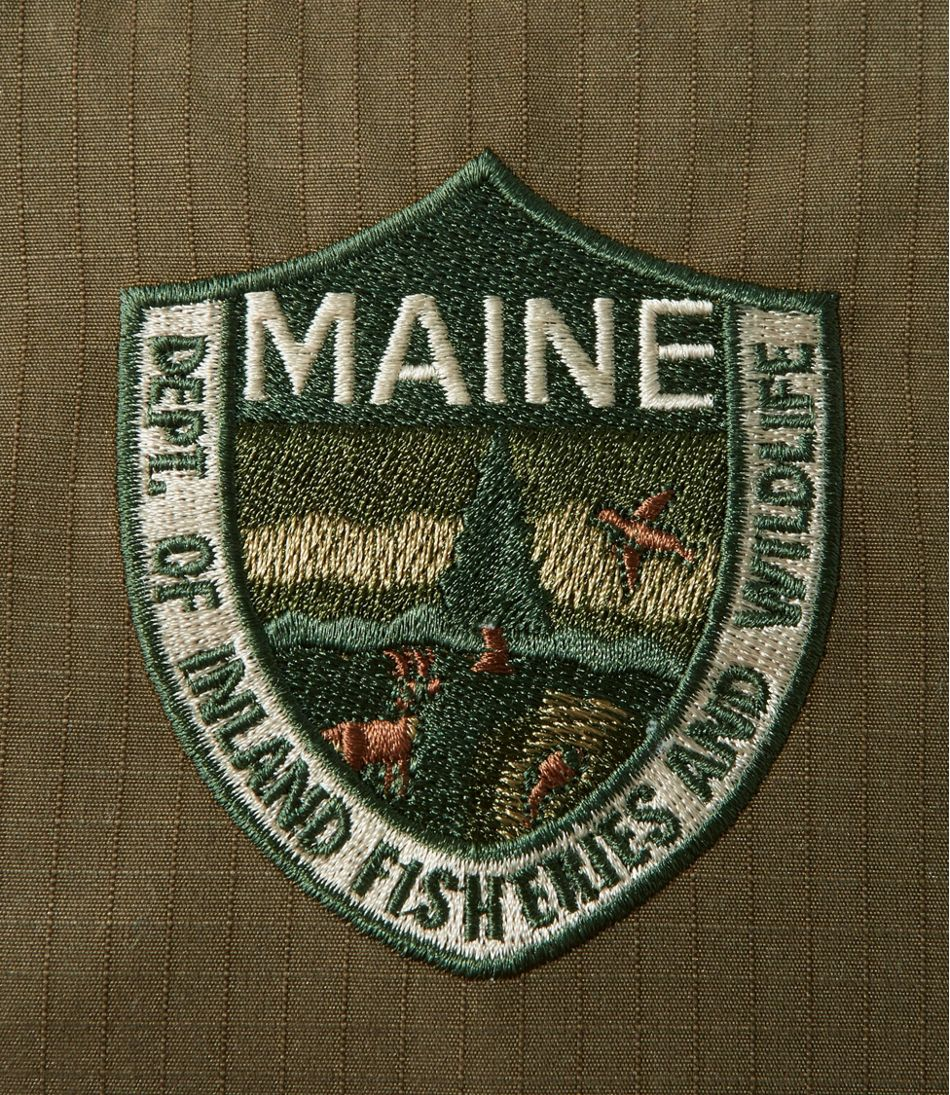Maine Warden Day Pack