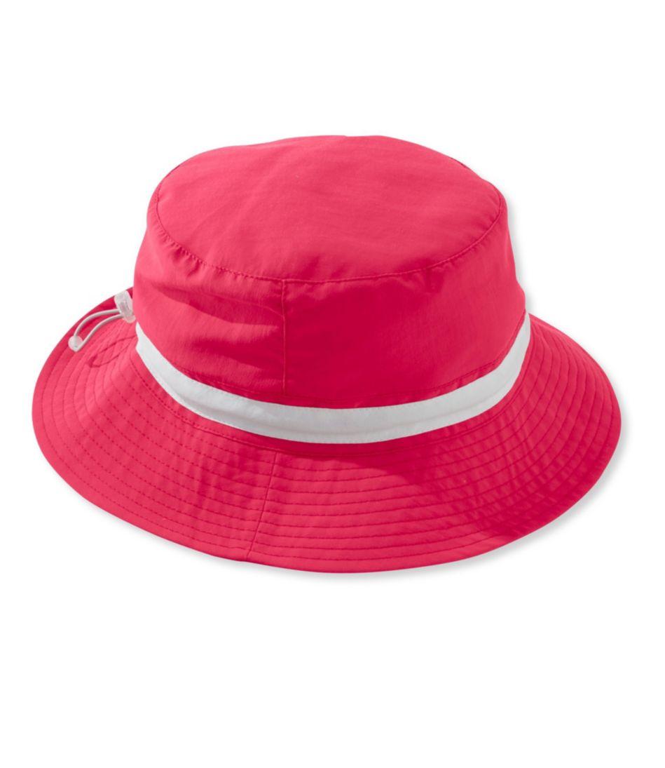 BeanSport Packable UPF Sun Hat, Colorblock
