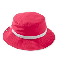 Women's BeanSport Packable UPF Sun Hat, Colorblock