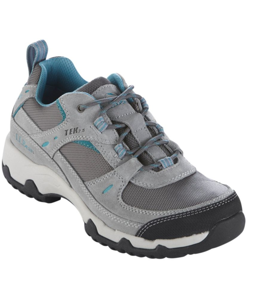 photo: L.L.Bean Women's Trail Model 4 Waterproof Hiking Shoes