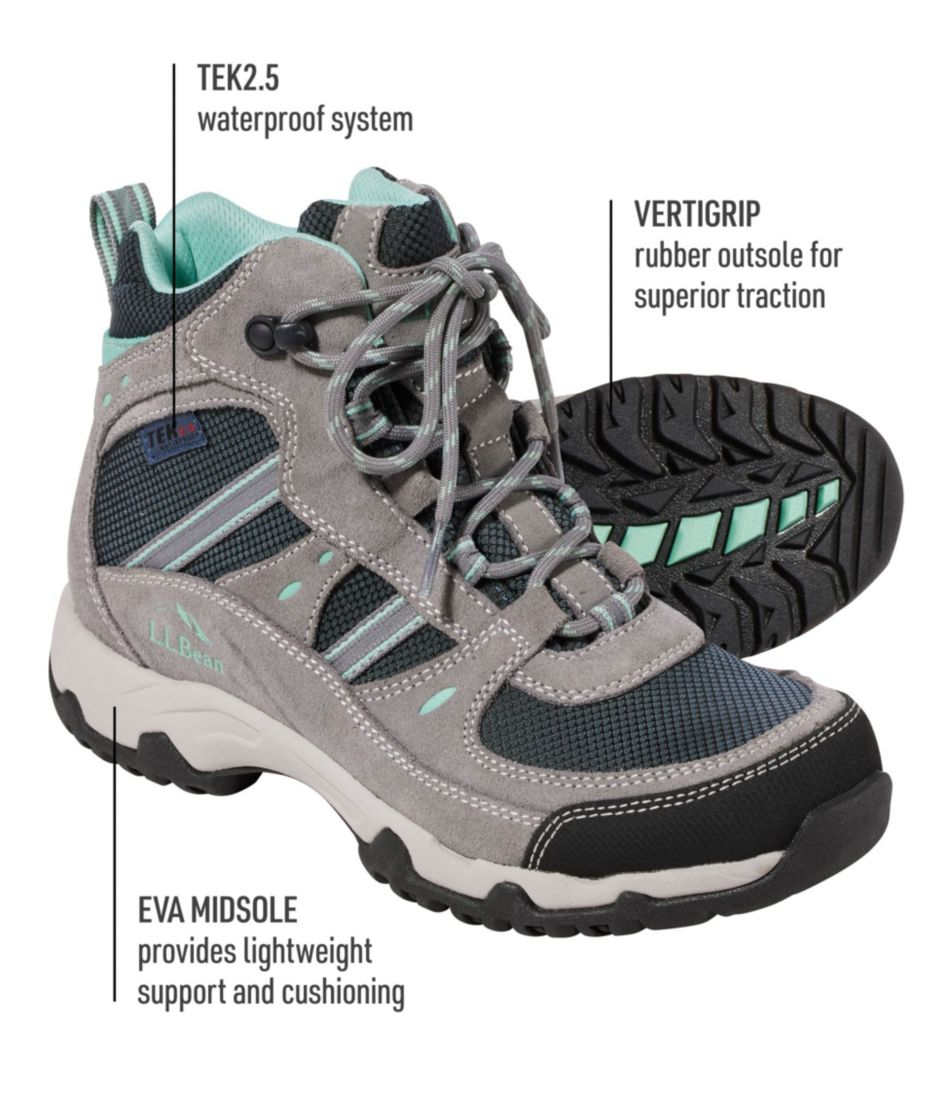Women's Trail Model 4 Waterproof Hiking Boots