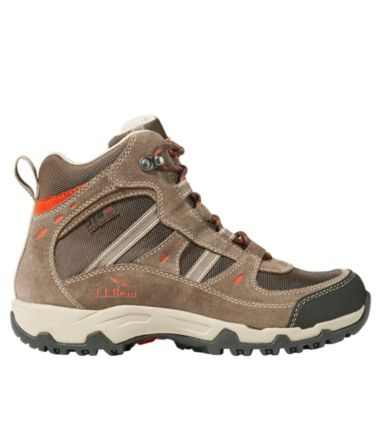 Trail Model 4 Waterproof Hiking Boots