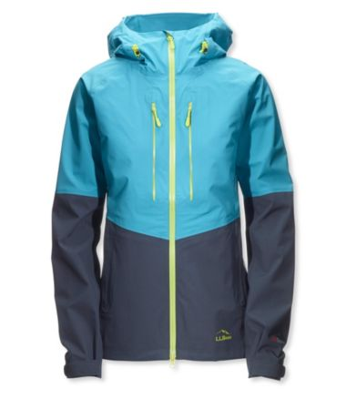 L.L.Bean NeoShell Jacket, Colorblock