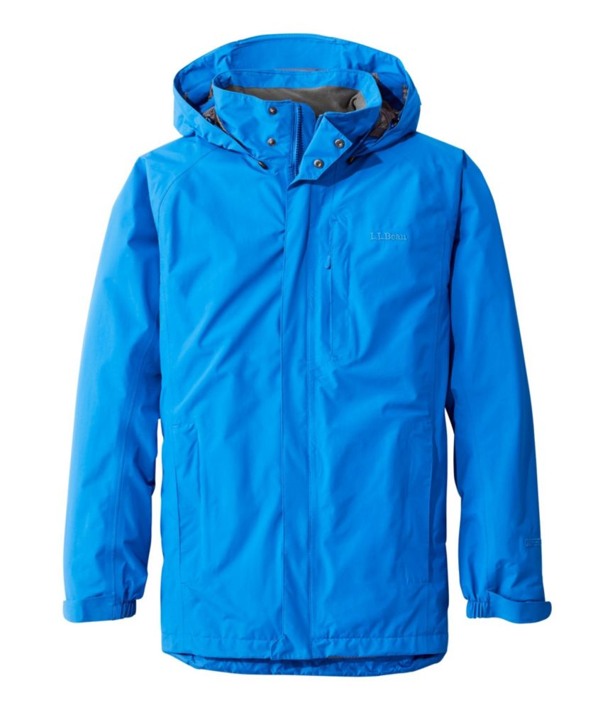 L.L.Bean Stowaway Jacket With Gore-Tex