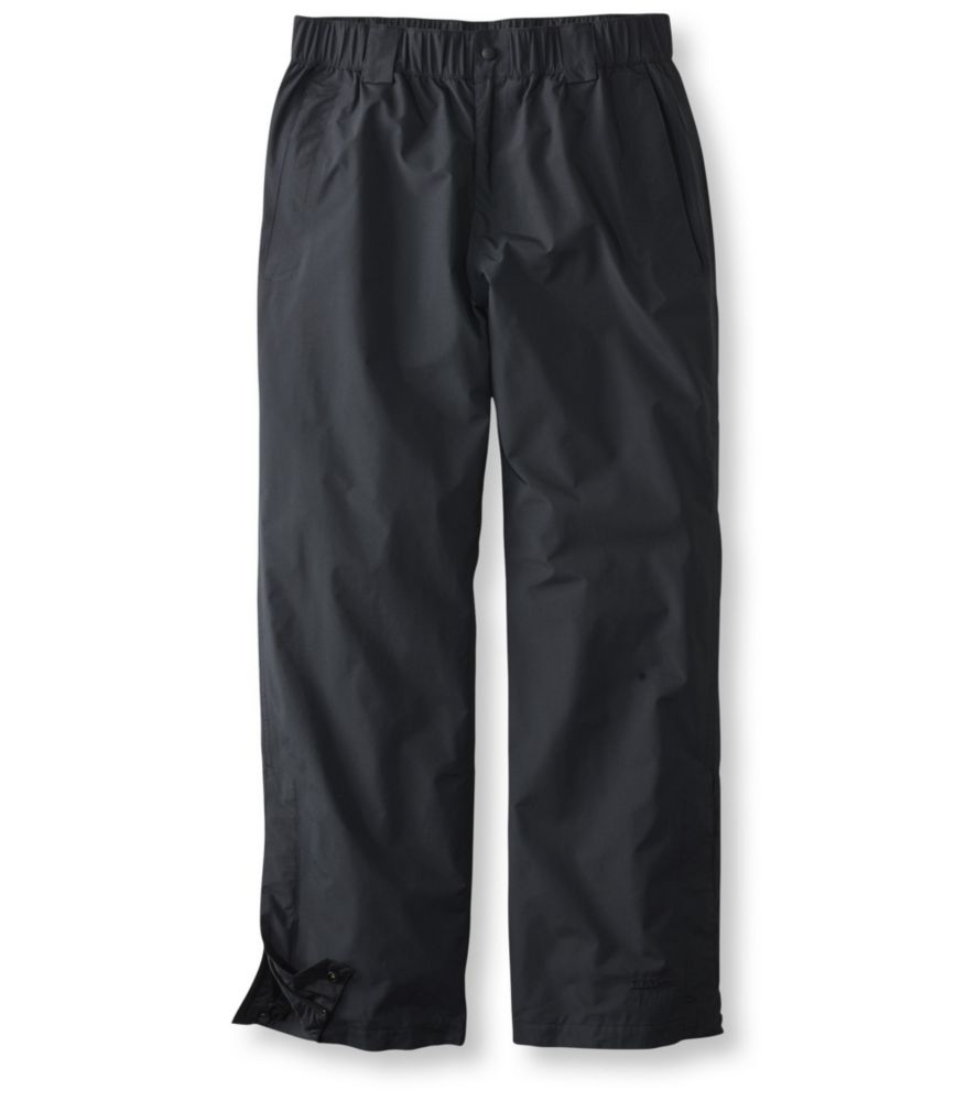 photo: L.L.Bean Stowaway Pant waterproof pant