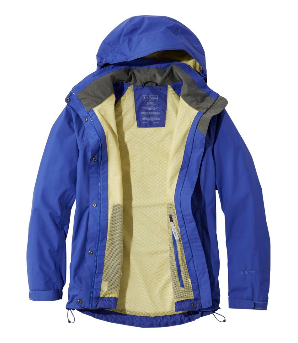 Women's Stowaway Rain Jacket with Gore-Tex