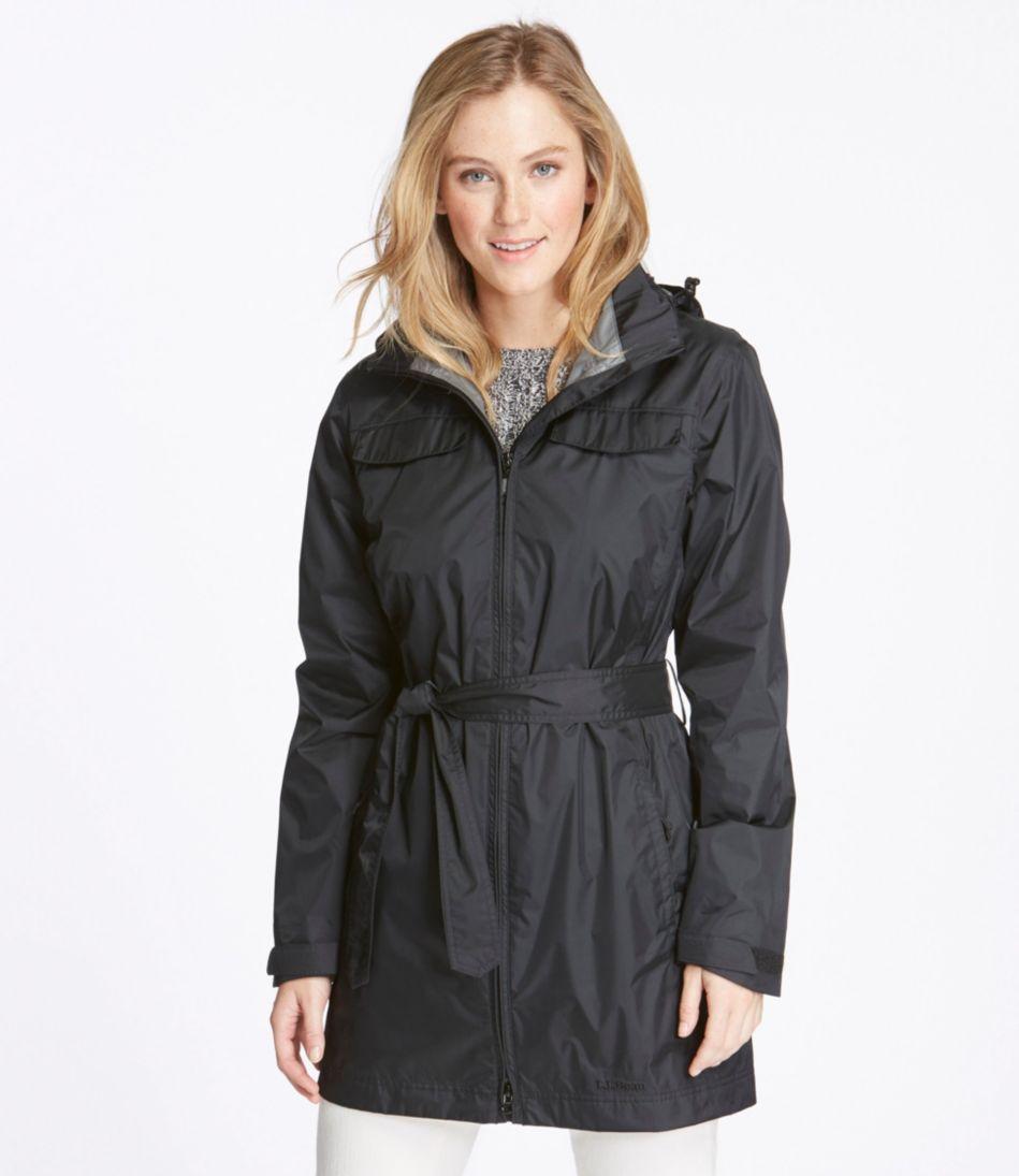 Around-Town Raincoat