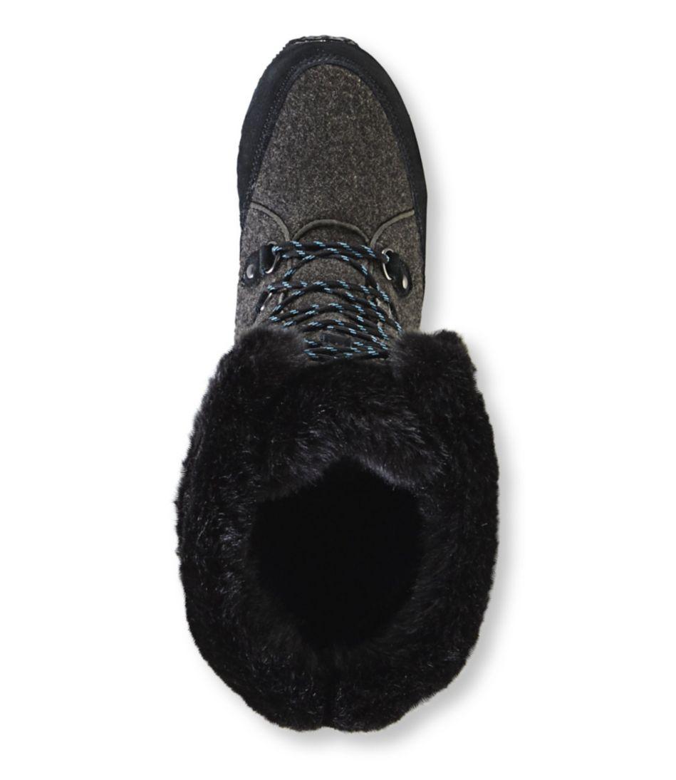 Carrabassett Wool Snow Boots, Tall