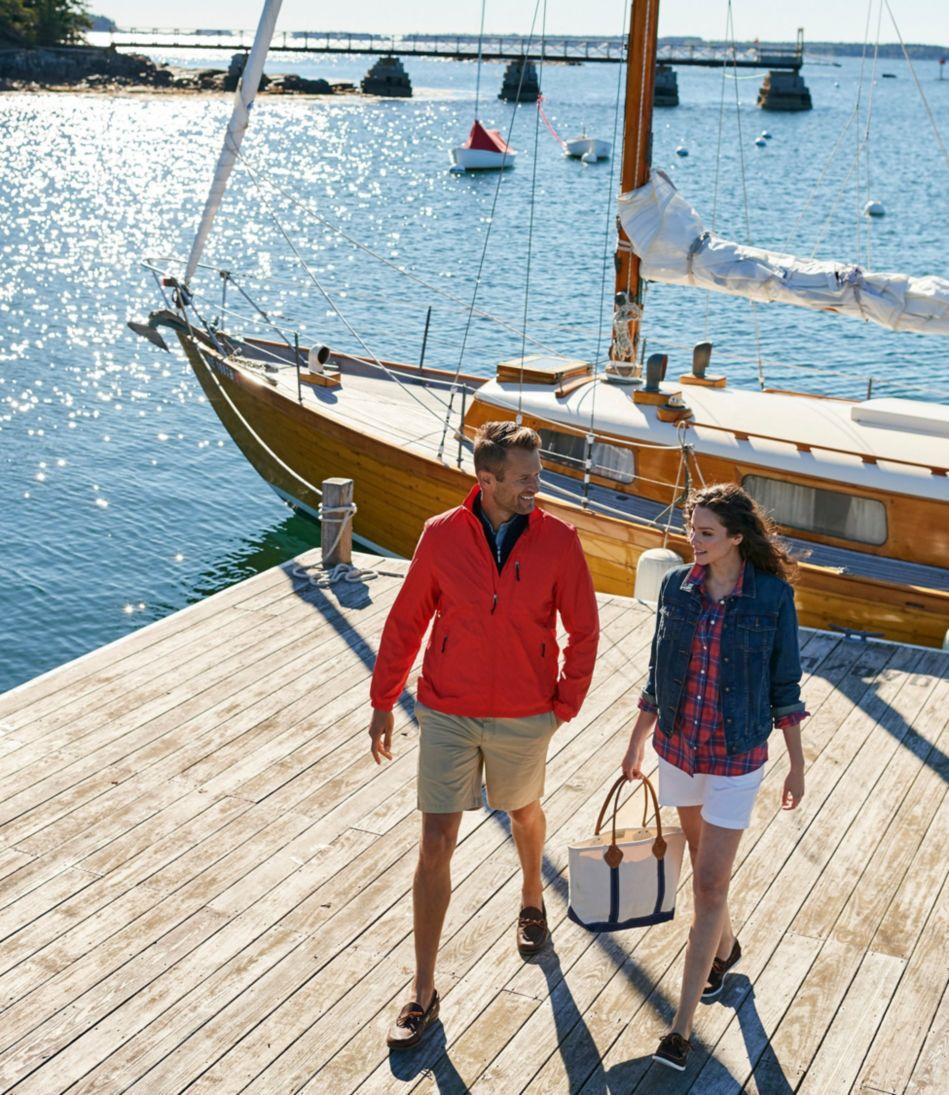 Casco Bay Windbreaker Jacket