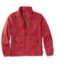 Casco Bay Windbreaker Jacket