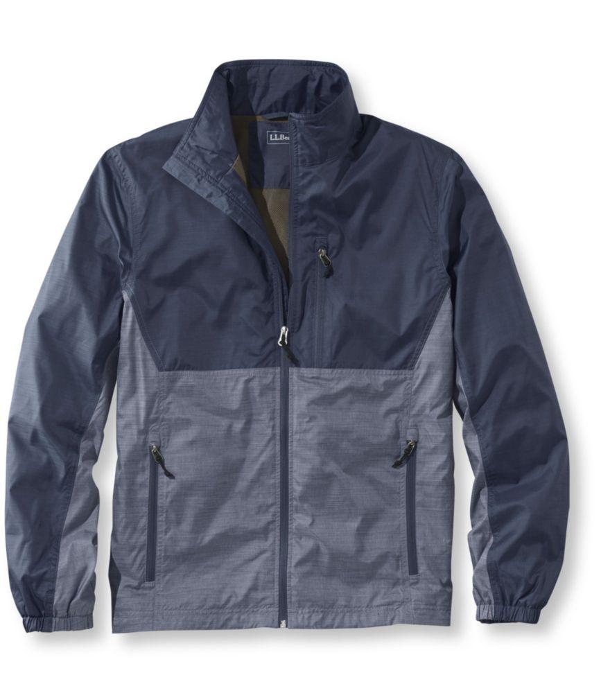 photo: L.L.Bean Casco Bay Windbreaker Jacket wind shirt