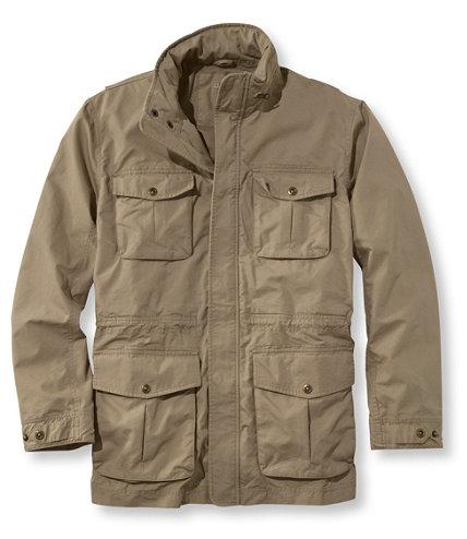 Men S L L Bean Travel Jacket