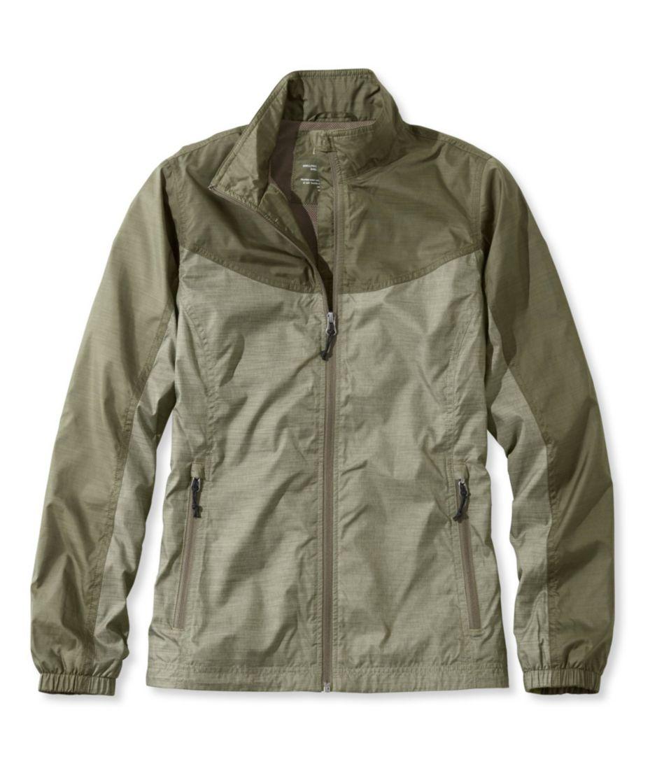 Casco Bay Windbreaker Jacket, Colorblock