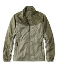 Women's Casco Bay Windbreaker Jacket, Colorblock