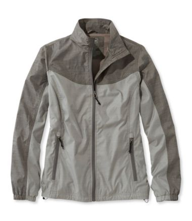Casco Bay Windbreaker Jacket, Colorblock